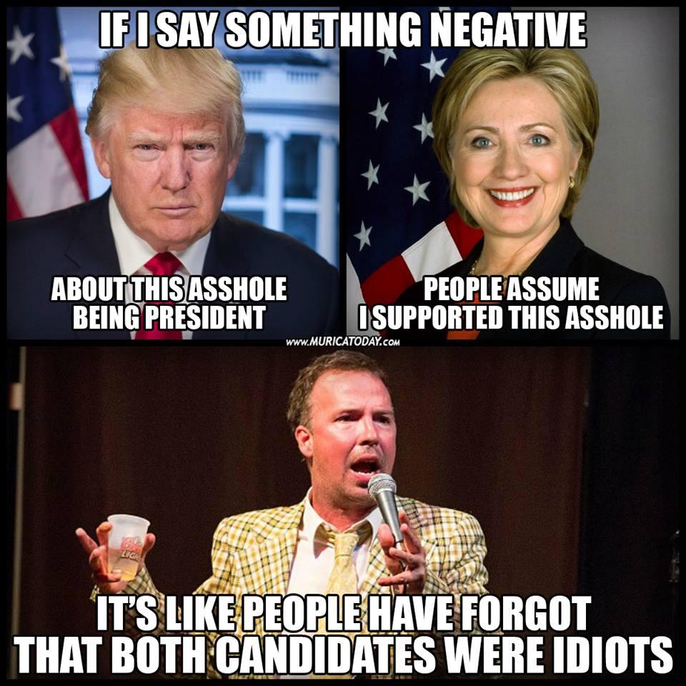 Trump-Hillary-BothIdiots