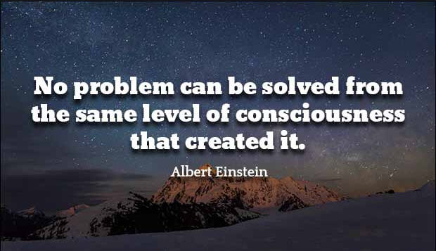 Einstein-Consciousness