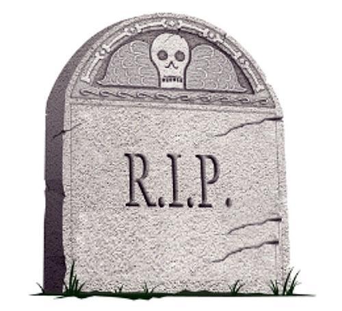 RIP-Gravestone